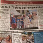LES INVITES D'HONNEUR DES FOURMOFOLIES!